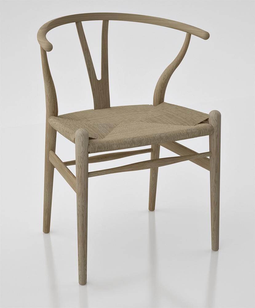 hans wegner y stol m bel f r k k sovrum. Black Bedroom Furniture Sets. Home Design Ideas
